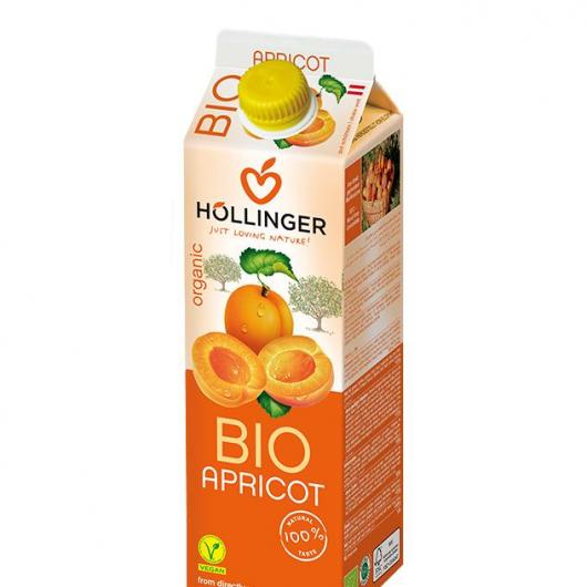 Jus d'Abricots Bio Hoelinger 1L