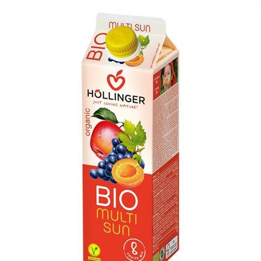 Jus Multifruits Bio Hoellinger 1 L