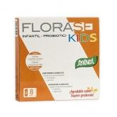 Florase Kids Santiveri, 8 fiale