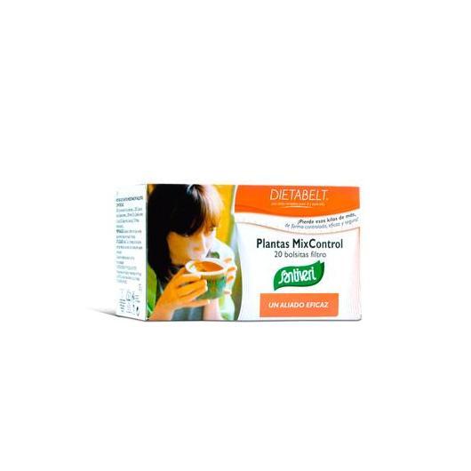 Dietabelt Mixcontrol infusione Santiveri, 20 bustina