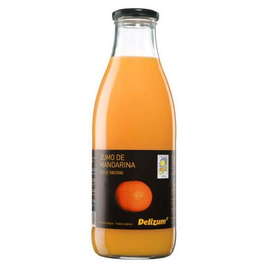 Zumo de Mandarina ecológico Delizum 1 L