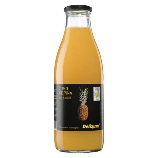 Jus d'Ananas Écologique Delizum