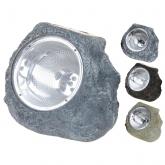 Roccia LED solare