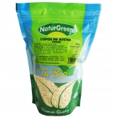 Flocons d'avoine fins Naturgreen, 375 g