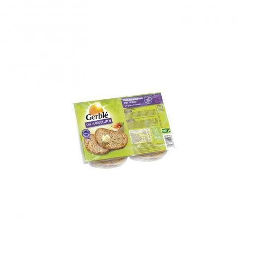 Pane rustico senza glutine Gernlé, 350 g