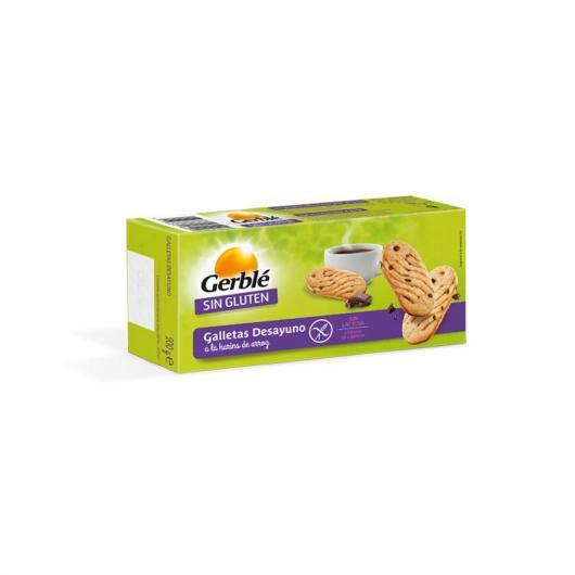 Gallette colazione senza glutine Gerblé, 200 g