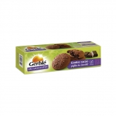 Cookies de cacao con pepitas de chocolate sin gluten Gerblé, 160 g