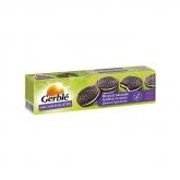 Biscotti di cacao ripieni di vaniglia senza glutine Gerblé, 125 g