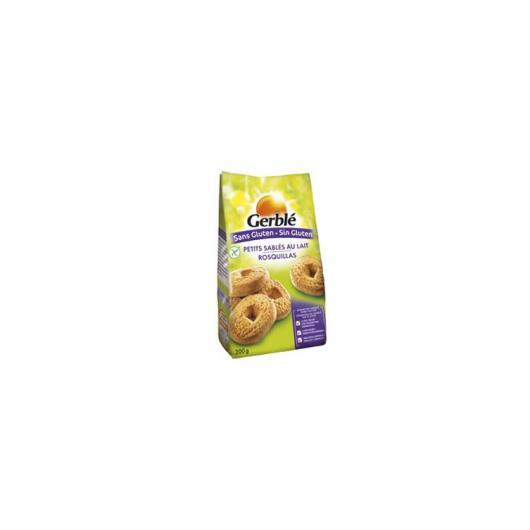 Bagels de Lait Sans Gluten Gerblé, 200 g