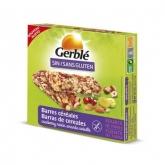Barretta ai cereali senza glutine Gerblé, 3 x 30 g