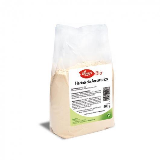 Farina di Amaranto El Granero Integral 500 g