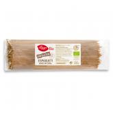 Espaguetis de Arroz Integral Sin Gluten El Granero Integral 500 g