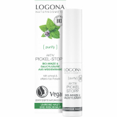 Stick anti brufoli Menta Bio Logona, 6ml