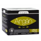 Crème de Jour Visage Hydratante Anti Âge BIO avec Argan Drasanci, 50 mL