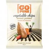 Patata americana artigianale , Pomodoro e Rosmarino bio Go Pure 80g