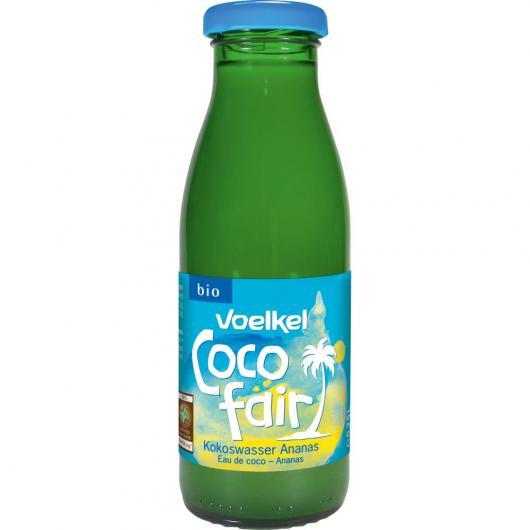 Agua de Coco con Zumo de Piña bio Voelkel 250 ml