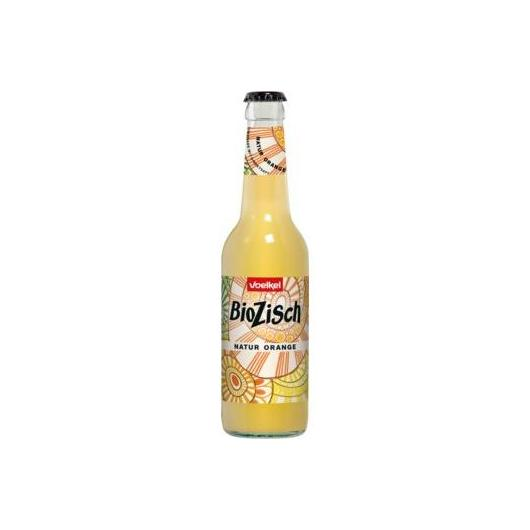 Refresco de naranja Biozisch vidrio Voelkel 330 ml bio