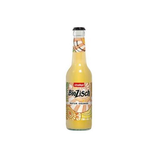 Bibita all'arancia bio Biozisch in ventro Voelkel, 330 ml