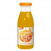 Succo di arancia, mango e frutto della passione bio Voelkel, 250 ml