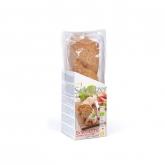 Baguette di mais al prosciutto e cipolla senza glutine Schnitzer 320g bio