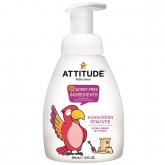 Attitude sun lotion remover 295ml
