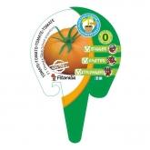 Plantón Tomate Orange Slice injertado maceta 10,5 cm de diámetro