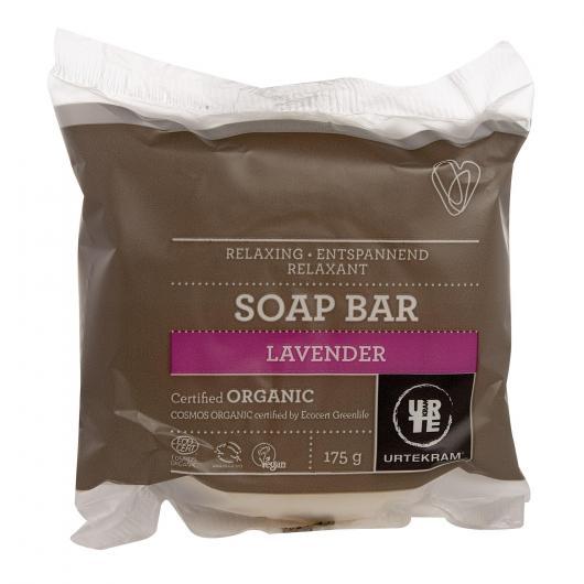 Jabón de Lavanda Urtekram, 175 g