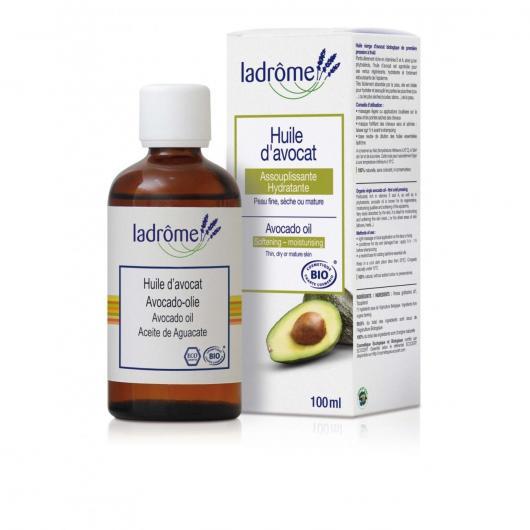 Olio di Avocado per massaggi Ladrôme, 100ml