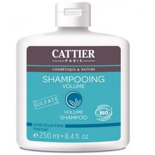 Shampoo BIO volume per capelli fini Cattier, 250 ml