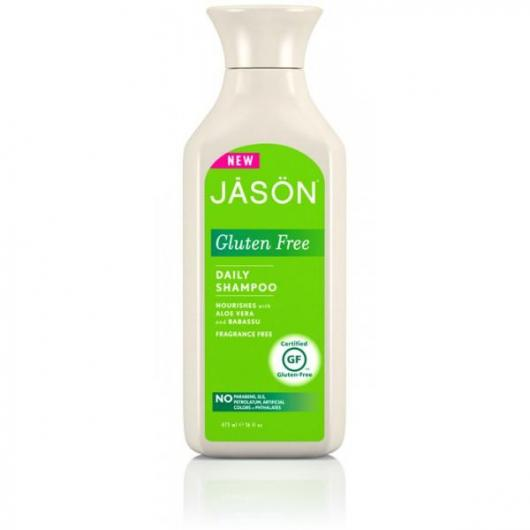 Shampooing Sans Gluten et Sans Parfum Jason, 473 mL