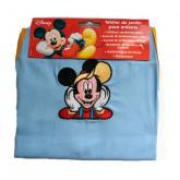 Avental jardim crianças Mickey azul