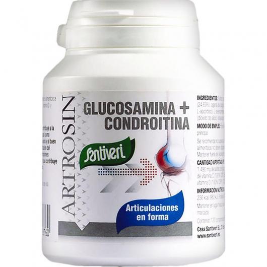 Glucosamine + Chondroïtine Artrosin comprimés, Santiveri