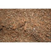 Conjunto de substrato de coco + húmus mesa aço zincado 100 x 50