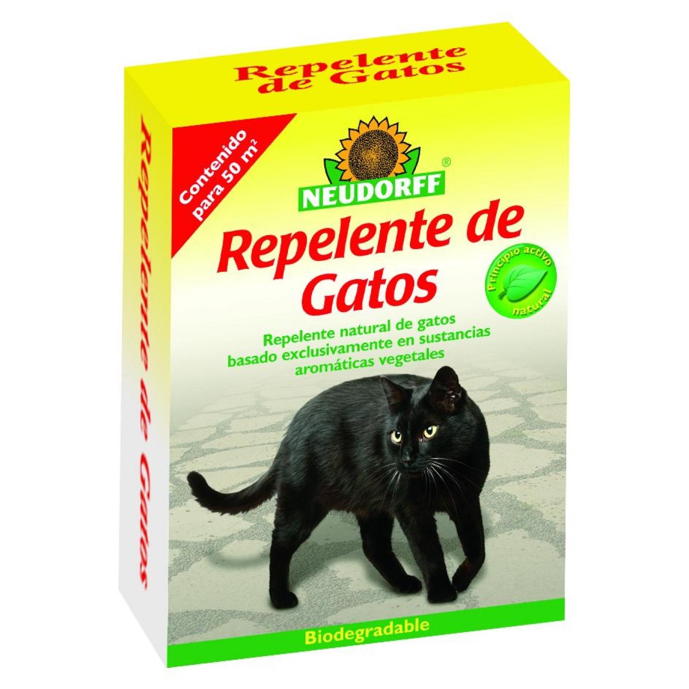 Repelente gatos neudorff por 9 95 en planeta huerto for Ahuyentar gatos de mi jardin