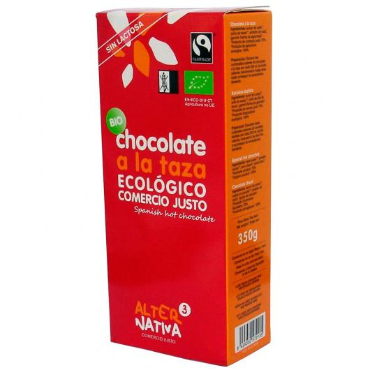 Chocolat à la tasse Alternativa3, 350 g