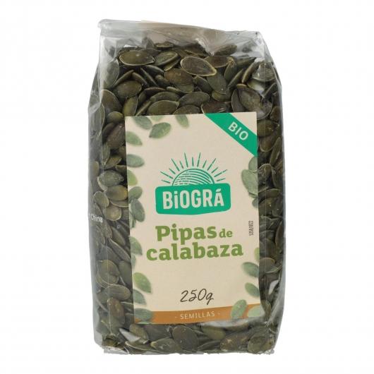 Pipas de Calabaza Biográ, 250g