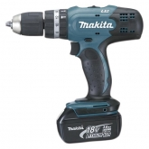 Trapano percussore 18 V Litio-ion Makita