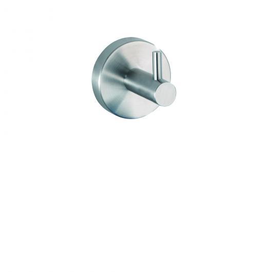 Gangio appendibile, Uno, Bosio, opaco in acciaio