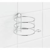 Porte Sèche-Cheveux Classic, Chrome