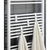 Ganchos para radiador toallas 2 uds.