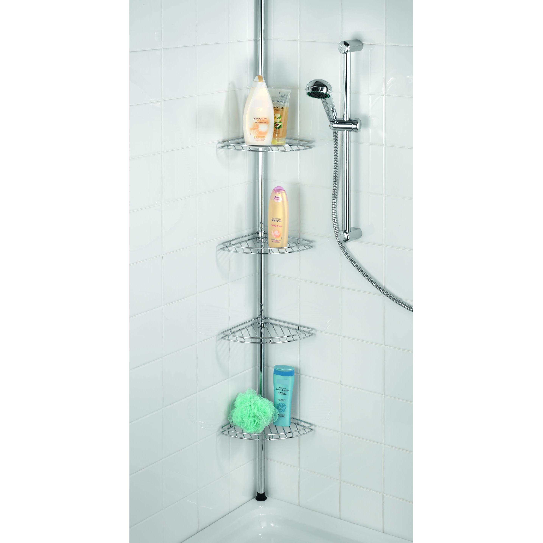 Comprar cabina de ducha compara precios en for Estanteria telescopica