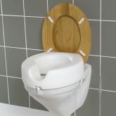 Sedile aumento WC Sicura
