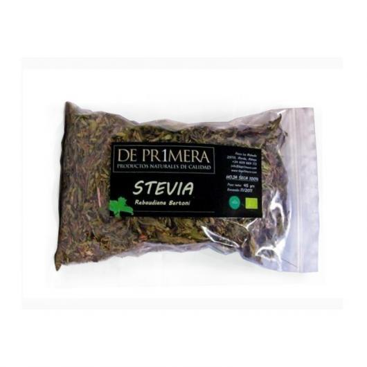 Hojas secas de Estevia, 150gr