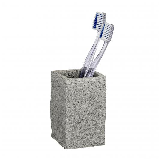 Contenitore per spazzolino da denti Granito