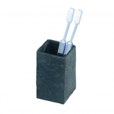 Vaso higiene dental Slate Rock