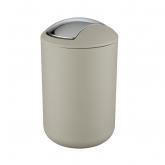 Cubo spazzatura coperchio flessibile Brasil, L