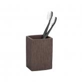 Vaso higiene dental Recife marron