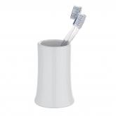 Vaso higiene dental Slope, blanco