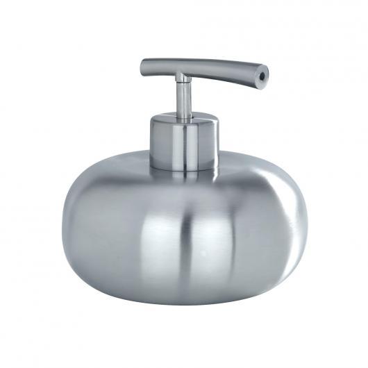 Dosificador jabón Nova, acero inox