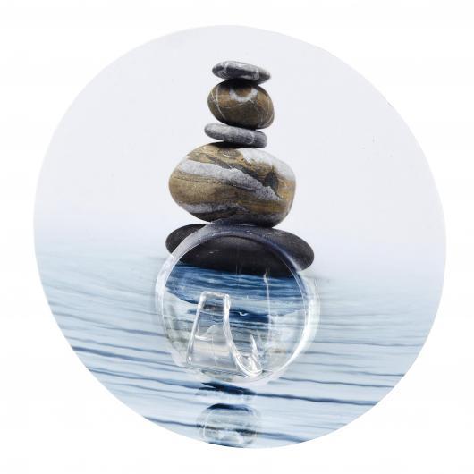 Static-Loc Percha mural UNO Meditation